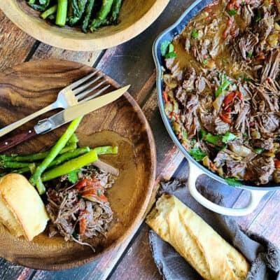 slow cooker colorado pot roast