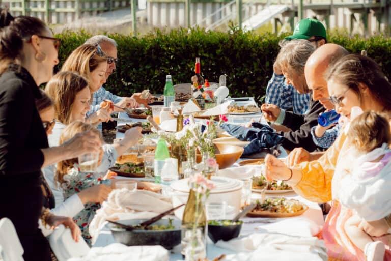 fabulous outdoor party ideas