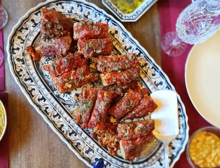 Killer Good Spicy Taco Meatloaf