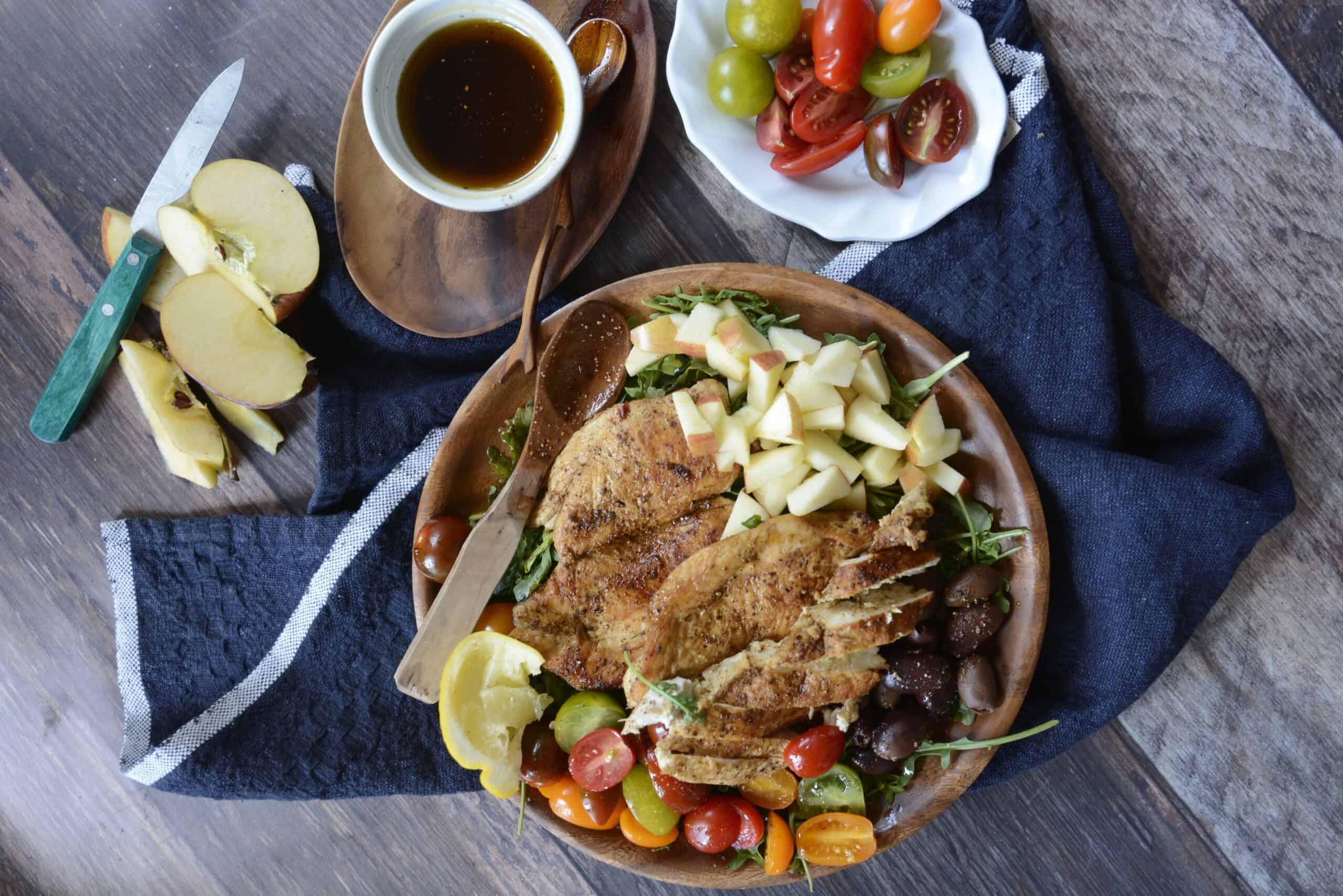 easy harissa dishes