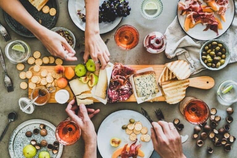The Best Types of Cheeses for a Charcuterie Board