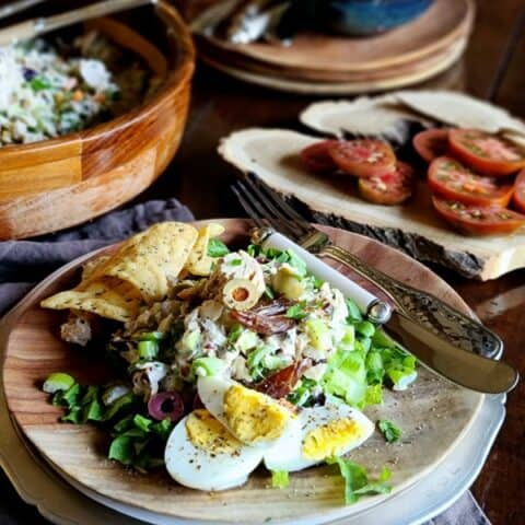 Best Easy Healthy Tuna Salad