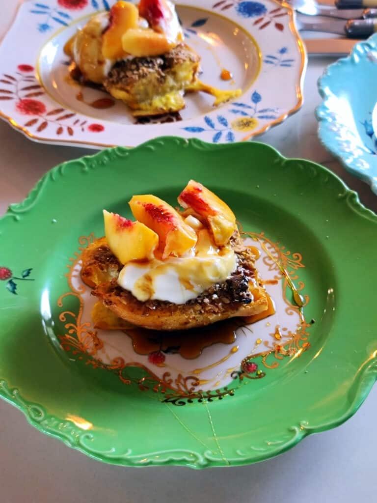 Best Granola Baked French Toast