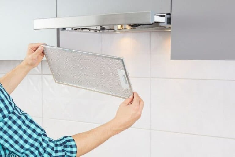 The Most Common Types of Filters for Your Range Hood