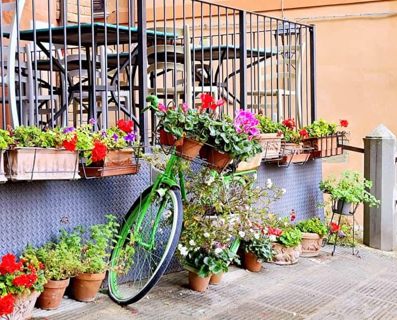 Tuscany Adventures:  Amazing Panicale Restaurant
