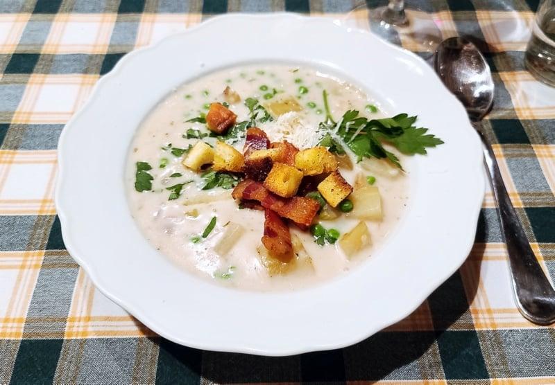 tuscan potato soup